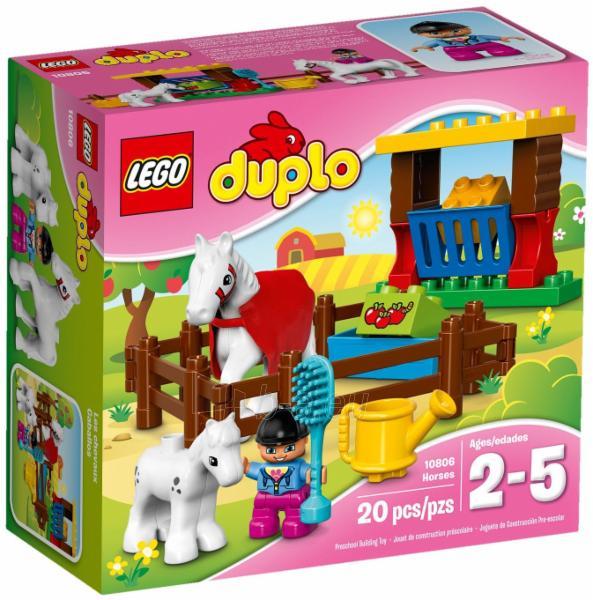 Konstruktorius LEGO Horses 10806 Paveikslėlis 1 iš 2 30005401779