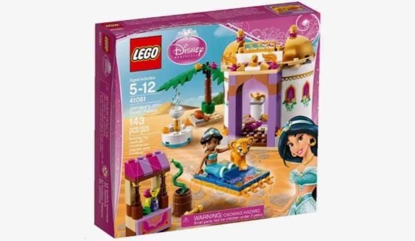 Konstruktorius LEGO Jasmines Exotic Palace 41061 Paveikslėlis 1 iš 1 30005401253