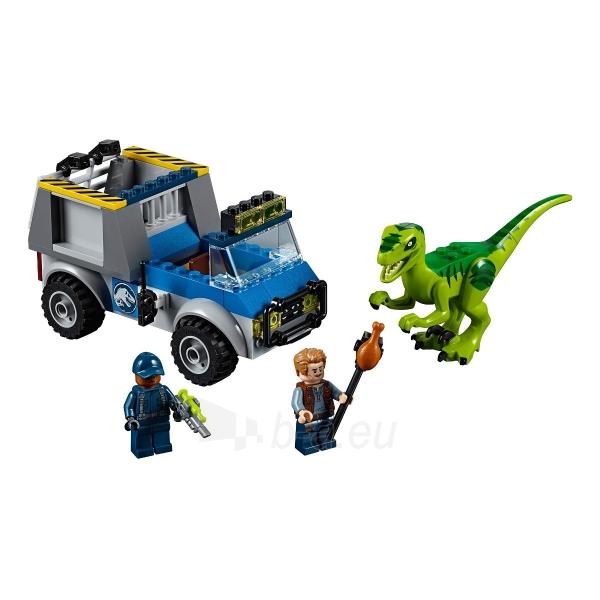 Konstruktorius LEGO Juniors Raptor Rescue Truck E1219 Paveikslėlis 2 iš 4 310820145800