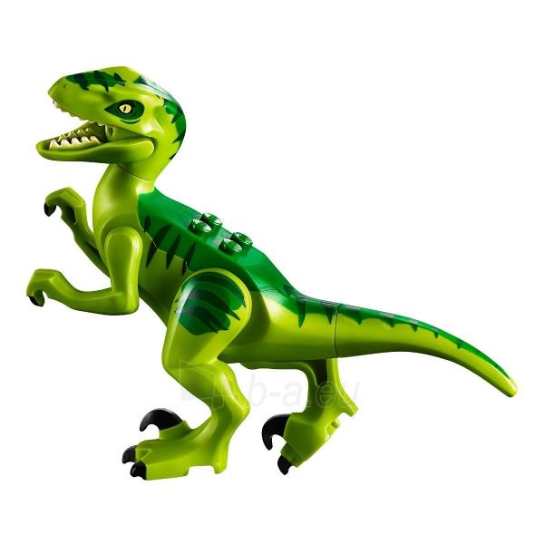 Konstruktorius LEGO Juniors Raptor Rescue Truck E1219 Paveikslėlis 4 iš 4 310820145800