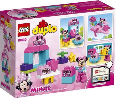 Konstruktorius LEGO Minnies Cafe 10830 Paveikslėlis 1 iš 2 30005401768
