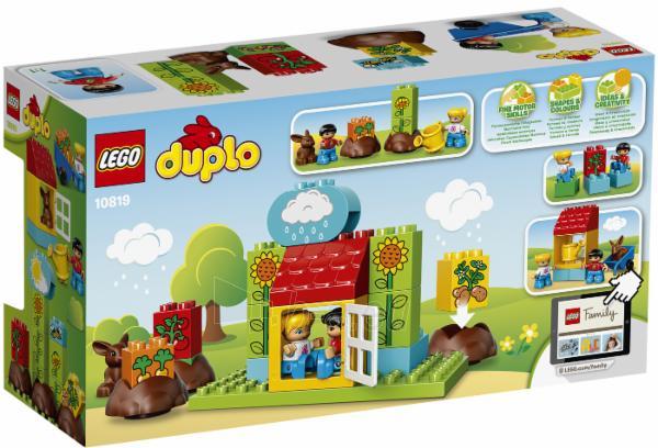 Konstruktorius LEGO My First Garden 10819 Paveikslėlis 1 iš 2 30005401787