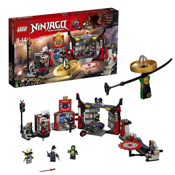 Konstruktorius Lego Ninjago 70640 Paveikslėlis 1 iš 1 310820131666