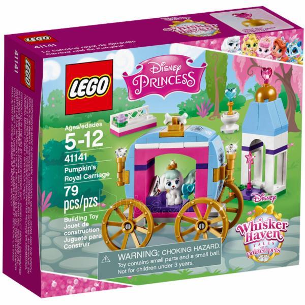 Konstruktorius LEGO Pumpkin Royal Carriage V29 41141 Paveikslėlis 1 iš 2 30005401732