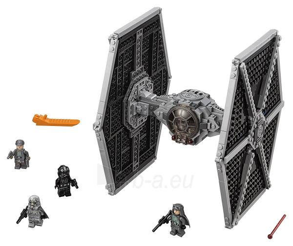 Konstruktorius Lego Star Wars 75211 Imperial TIE Fighter Paveikslėlis 3 iš 5 310820153125