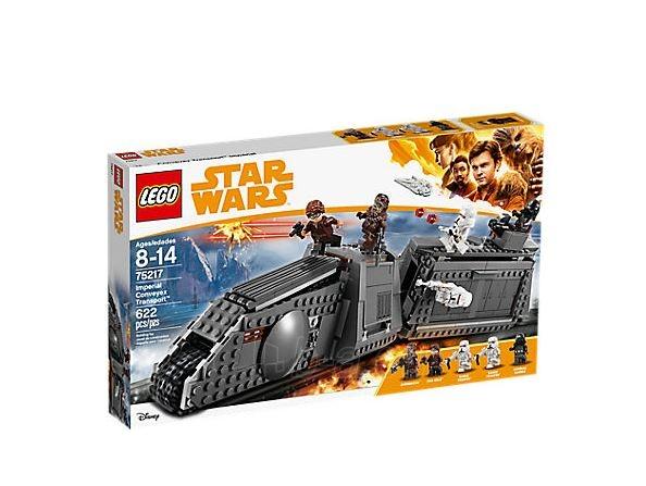 Konstruktorius Lego Star Wars 75217 Imperial Conveyex Transport Paveikslėlis 2 iš 5 310820153136