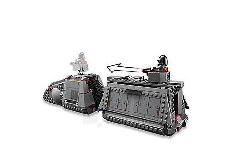 Konstruktorius Lego Star Wars 75217 Imperial Conveyex Transport Paveikslėlis 4 iš 5 310820153136