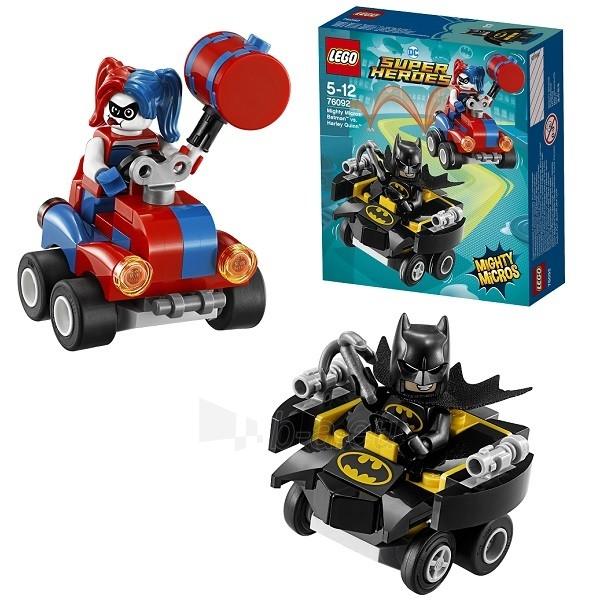 Konstruktorius Lego Super Heroes Mighty Micros 76092 Paveikslėlis 1 iš 1 310820131716