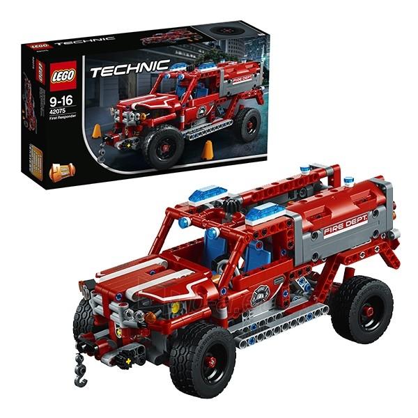 Konstruktorius Lego Technic 42075 Paveikslėlis 1 iš 1 310820131638