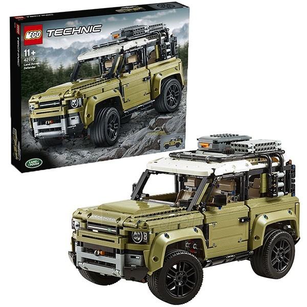 Konstruktorius LEGO Technic 42110 LAND ROVER DEFENDER Paveikslėlis 1 iš 1 310820211132