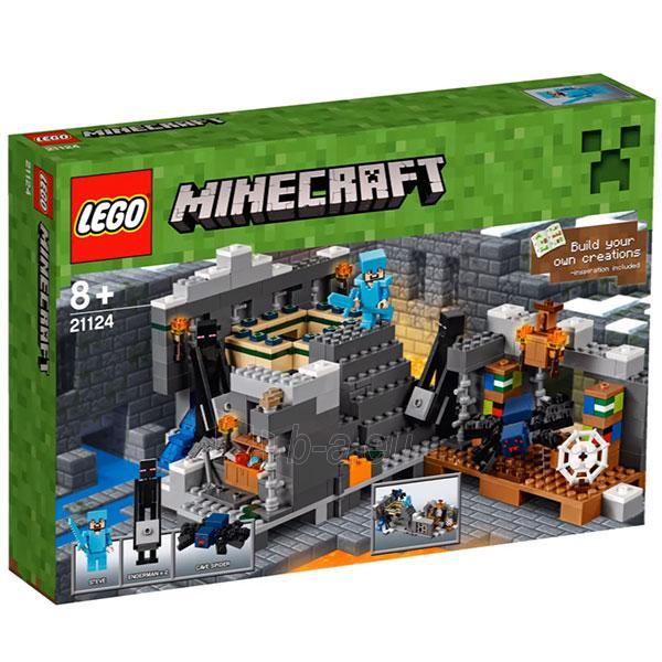 Konstruktorius LEGO The End Portal V29 21124 Paveikslėlis 1 iš 3 30005401722