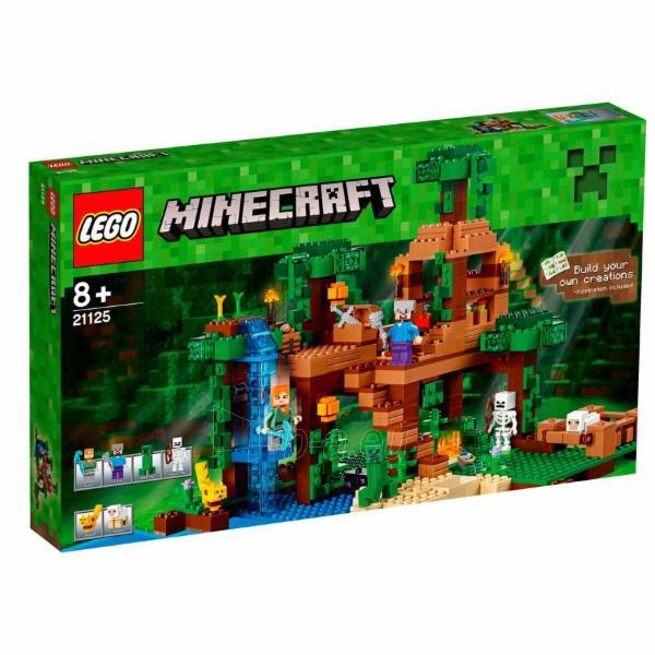 Konstruktorius LEGO The Jungle Tree house V29 21125 Paveikslėlis 1 iš 2 30005401723