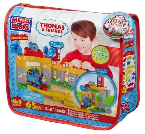 Konstruktorius Mega Bloks 10632 Thomas & Friends Paveikslėlis 1 iš 2 250710600212