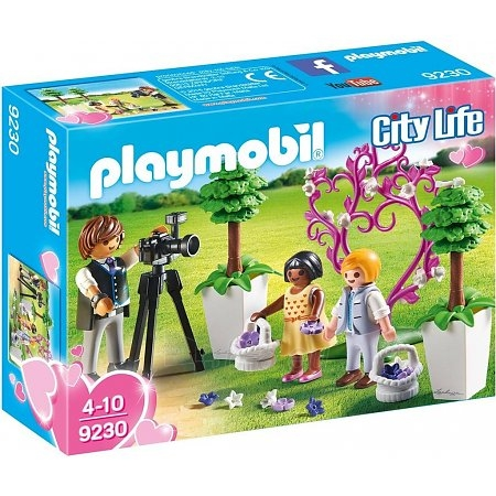Konstruktorius Playmobil 9230 Children with Photographer Paveikslėlis 1 iš 2 310820182976