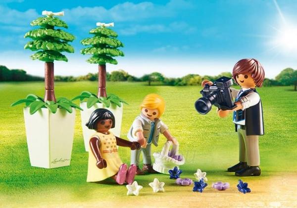 Konstruktorius Playmobil 9230 Children with Photographer Paveikslėlis 2 iš 2 310820182976