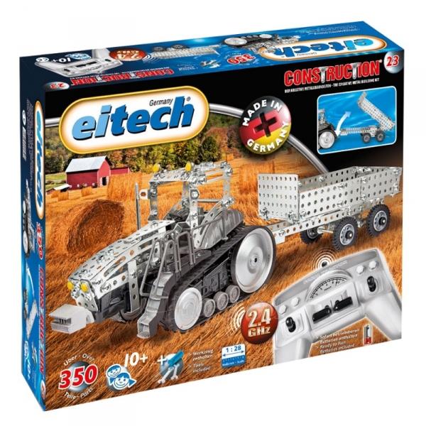 Konstruktorius Tractor with Trailer 2.4G Paveikslėlis 1 iš 2 310820120967