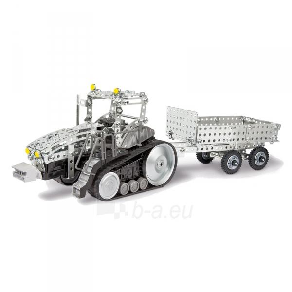 Konstruktorius Tractor with Trailer 2.4G Paveikslėlis 2 iš 2 310820120967
