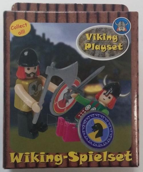 Konstruktorius Vikingai Eddy Toys 89341b Paveikslėlis 1 iš 1 310820051114