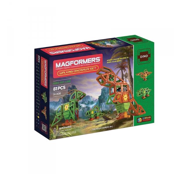 Konstruktorius Walking Dinosour Paveikslėlis 1 iš 3 310820080812