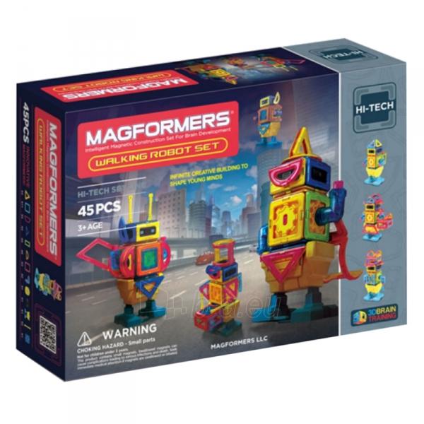 Konstruktorius Walking Robot Paveikslėlis 1 iš 3 310820080813