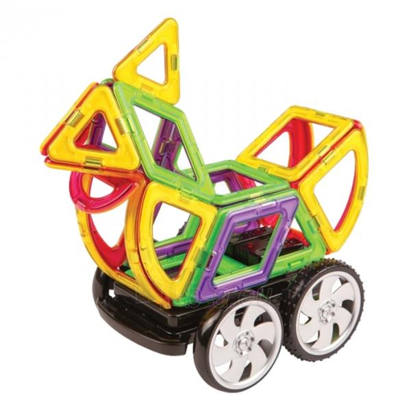 Konstruktorius Zoo Racing set Paveikslėlis 2 iš 3 310820080809