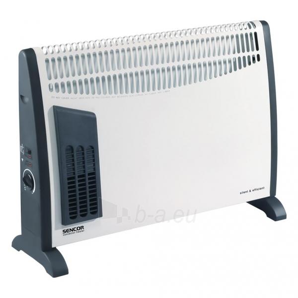 Konvekcinis šildytuvas Sencor SCF 2001, 2000W Paveikslėlis 1 iš 1 310820059078