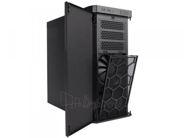 Korpusas Corsair Carbide Series 330R Blackout Edition Ultra-Silent Paveikslėlis 2 iš 2 310820015655