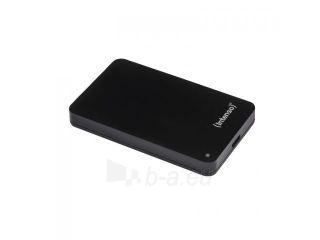 HDD Intenso MemoryCase 2,5 500GB, USB 3.0, Juodas Paveikslėlis 1 iš 2 250255600348