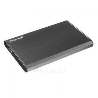 HDD Intenso MemoryHome 2,5 1TB, USB 3.0, Antracitas Paveikslėlis 1 iš 3 250255600349