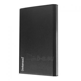 HDD Intenso MemoryHome 2,5 1TB, USB 3.0, Antracitas Paveikslėlis 2 iš 3 250255600349