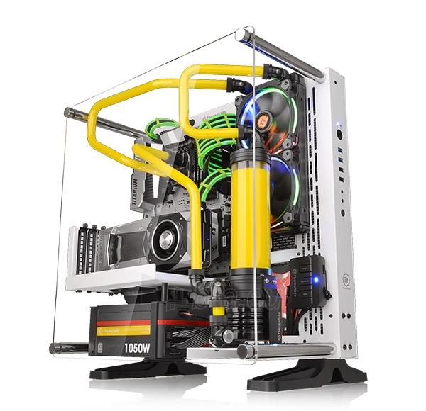 Korpusas kompiuterio THERMALTAKE Core P3 Snow Edition Paveikslėlis 1 iš 1 310820046346
