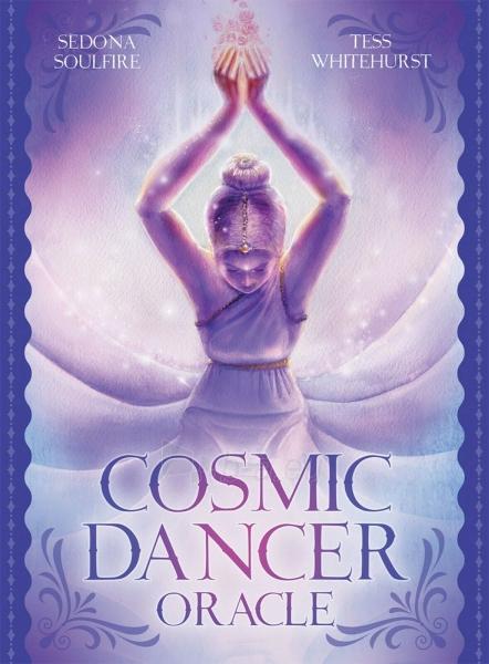 Kortos Cosmic Dancer Oracle Kortos Paveikslėlis 3 iš 6 310820223897
