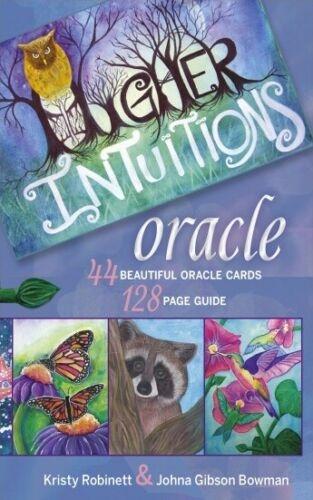Kortos Higher Intuitions Oracle Paveikslėlis 6 iš 9 310820217230