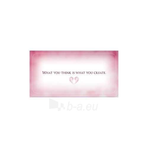 Kortos Inspirational Angel Wishes Paveikslėlis 2 iš 9 310820142720