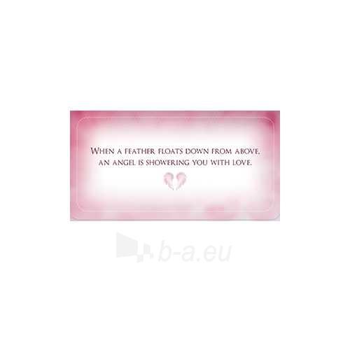 Kortos Inspirational Angel Wishes Paveikslėlis 4 iš 9 310820142720