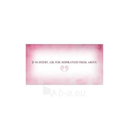 Kortos Inspirational Angel Wishes Paveikslėlis 5 iš 9 310820142720