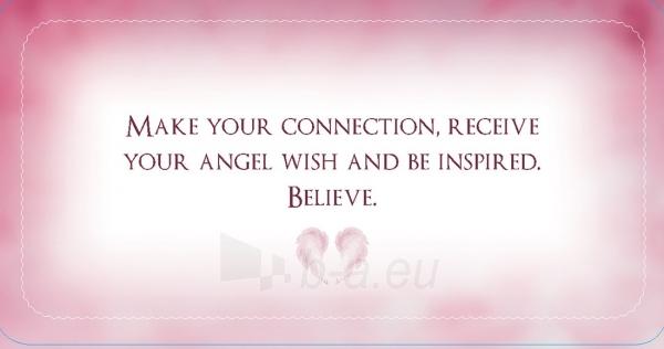 Kortos Inspirational Angel Wishes Paveikslėlis 6 iš 9 310820142720
