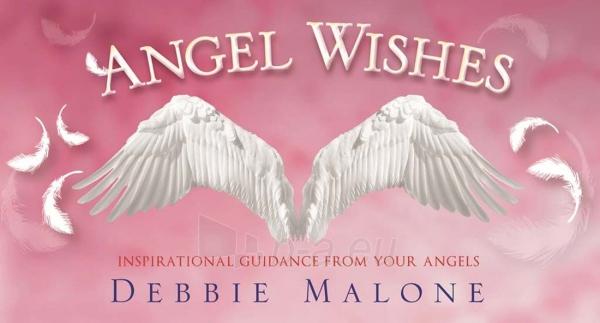 Kortos Inspirational Angel Wishes Paveikslėlis 9 iš 9 310820142720
