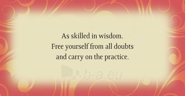 Kortos Inspirational Buddha Wisdom Divine Feminine Paveikslėlis 2 iš 6 310820142604