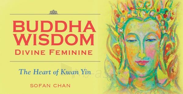 Kortos Inspirational Buddha Wisdom Divine Feminine Paveikslėlis 5 iš 6 310820142604