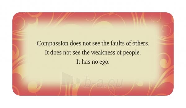 Kortos Inspirational Buddha Wisdom Divine Feminine Paveikslėlis 6 iš 6 310820142604