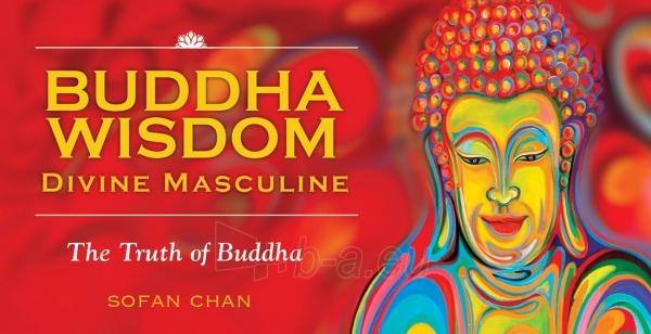 Kortos Inspirational Buddha Wisdom Divine Masculine Paveikslėlis 4 iš 6 310820142605