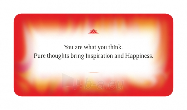 Kortos Inspirational Buddha Wisdom Divine Masculine Paveikslėlis 6 iš 6 310820142605