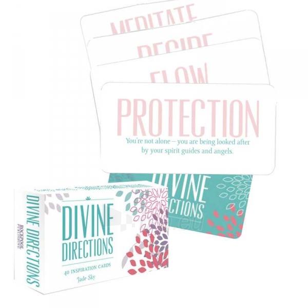 Kortos Inspirational Divine Directions Paveikslėlis 1 iš 7 310820142721