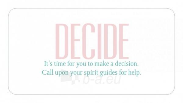 Kortos Inspirational Divine Directions Paveikslėlis 5 iš 7 310820142721