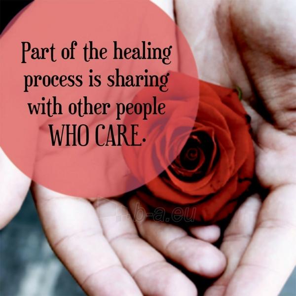Kortos Inspirational Healing Notes Paveikslėlis 3 iš 6 310820217316