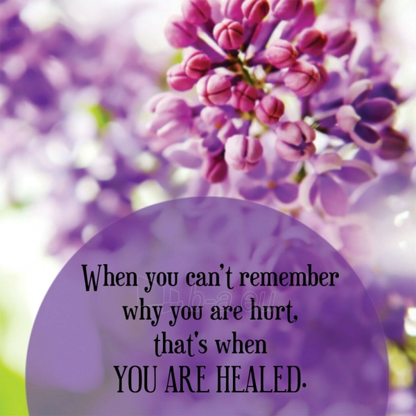 Kortos Inspirational Healing Notes Paveikslėlis 4 iš 6 310820217316
