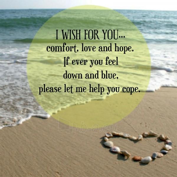 Kortos Inspirational Healing Notes Paveikslėlis 5 iš 6 310820217316