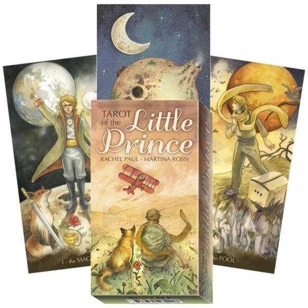 Kortos Little Prince taro Paveikslėlis 1 iš 7 310820201672