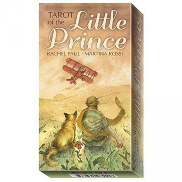 Kortos Little Prince taro Paveikslėlis 2 iš 7 310820201672